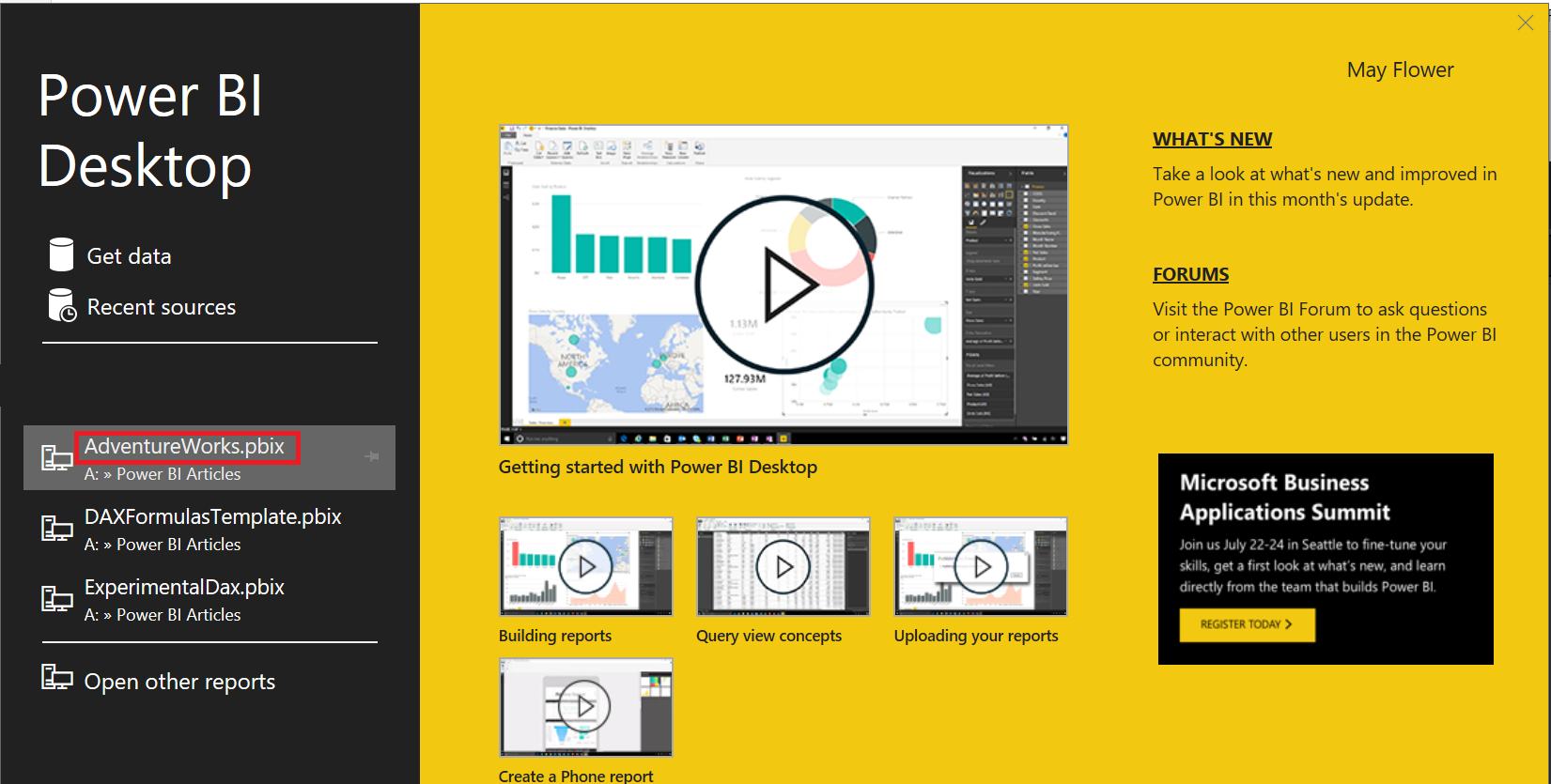 Power BI Templates - Power BI Tutorials & How To